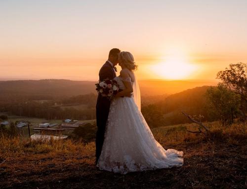 Rainforest Gardens Mt Cotton Wedding Photographer