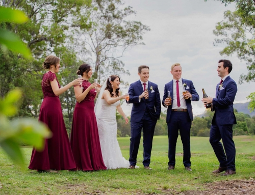 Hillstone St Lucia Wedding Photography and Video