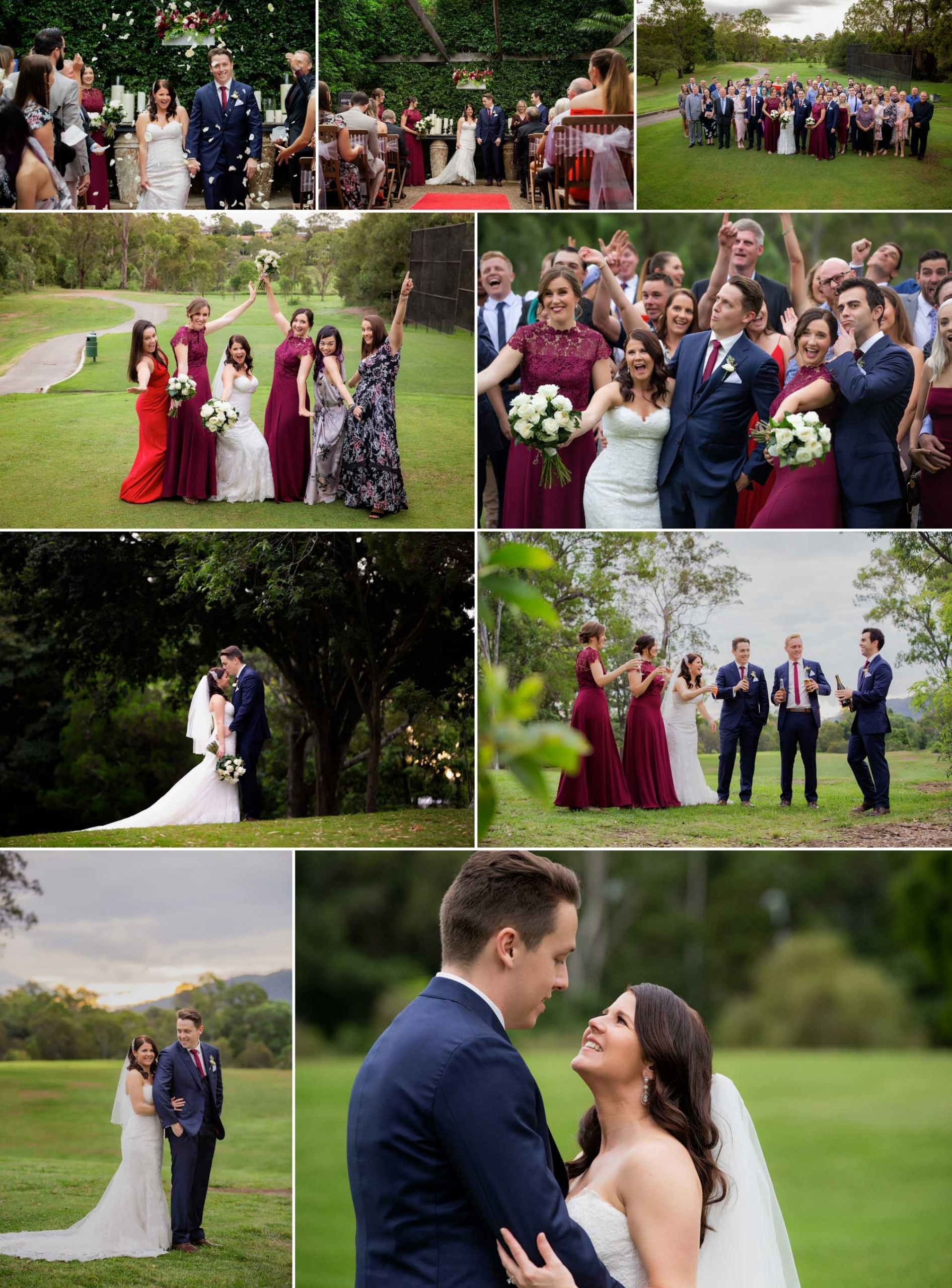 Hillstone St Lucia Wedding Photography