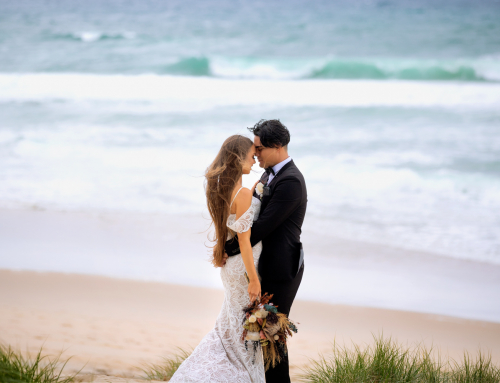 Surfers Paradise Beach Wedding Photographer – Shanae and Kastahn