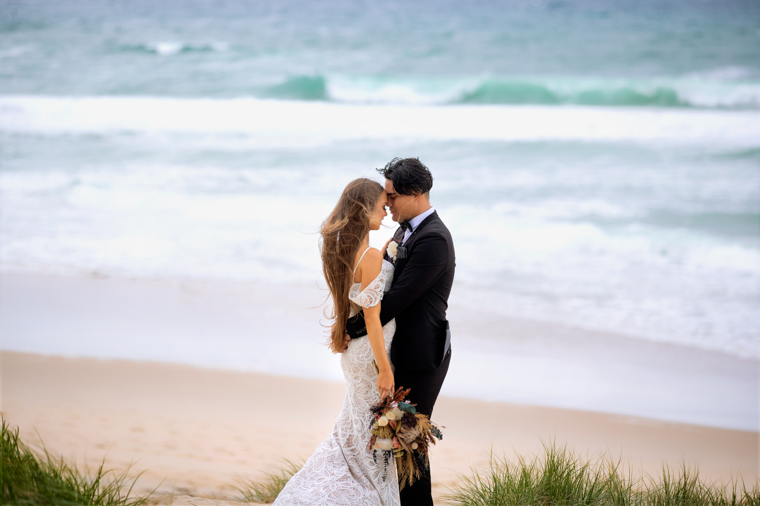Surfers Paradise Beach Wedding Photographer